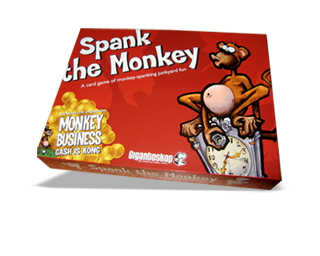 Play spank the monkey